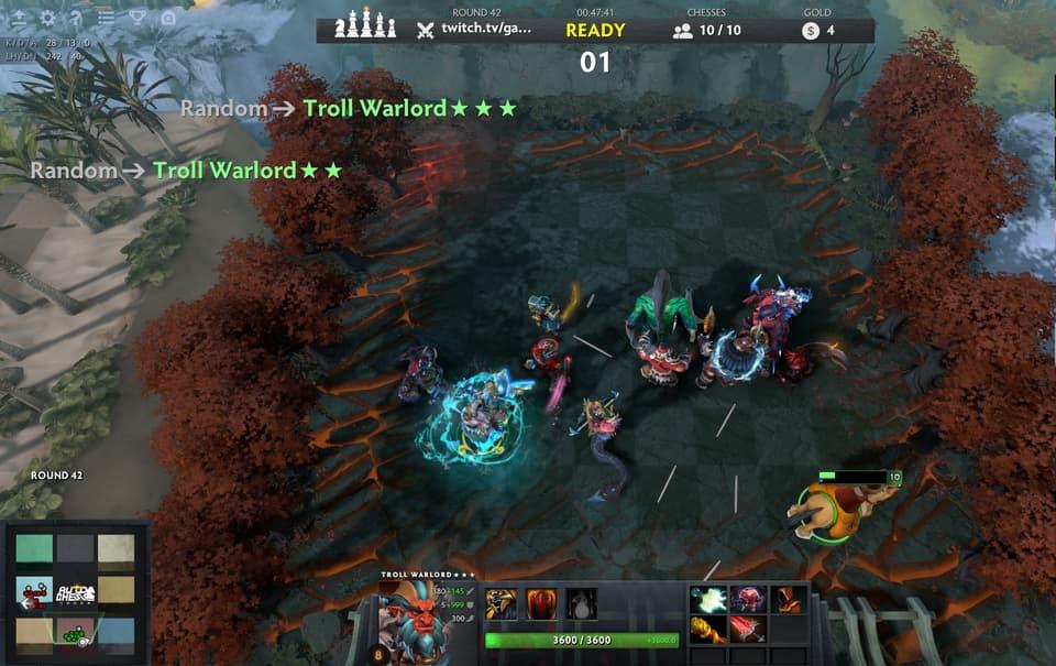 troll warlord вещи