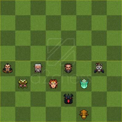 dota auto chess звери
