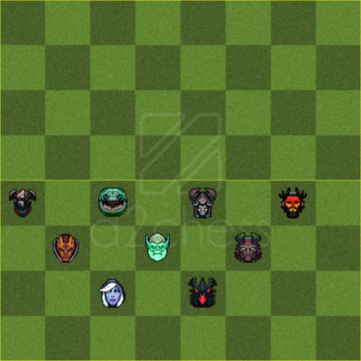 dota auto chess демоны