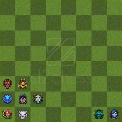 dota auto chess эльфы