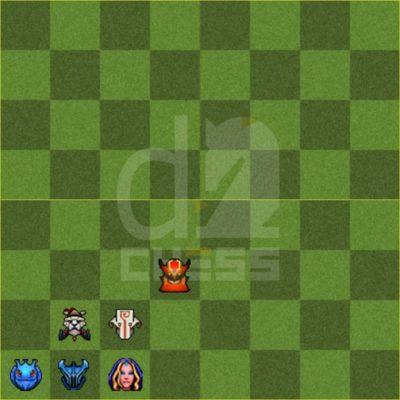 dota auto chess боги